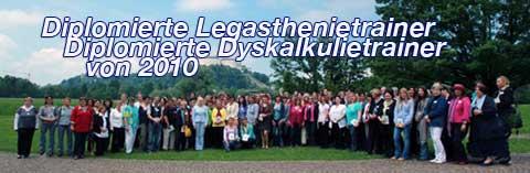 Fachtagung EÖDL Absolventen Legasthenietrainer Dyskalkulietrainer