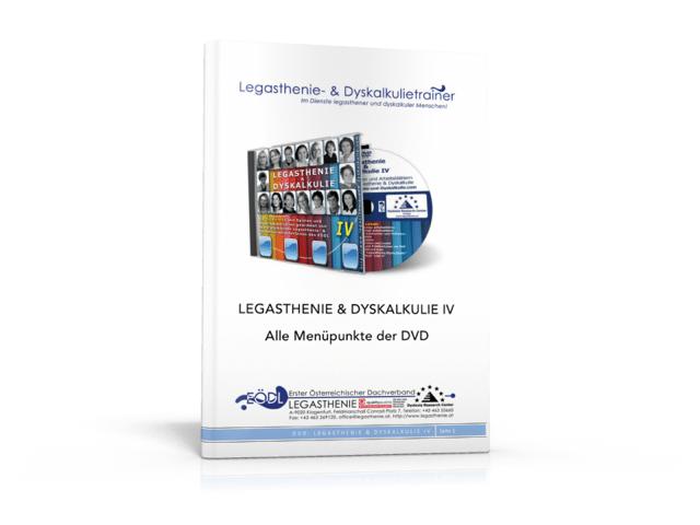 LUD IV - Broschu00fcre zur DVD - Erster u00d6sterreichischer Dachverband Legasthenie