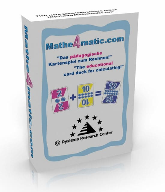 Mathe4matic Kartenspiel