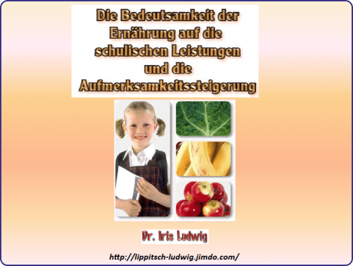 Ernährung, Legasthenie, Legasthenietraining, Aufmerksamkeit, Fachtagung, EÖDL