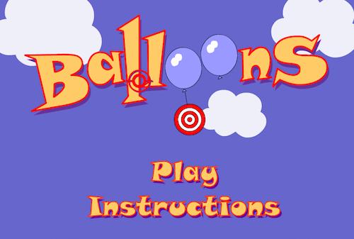 Balloons, Spiel, Legasthenie, Dyskalkulie, Training, DVD LUD, Training, Eltern, Kinder