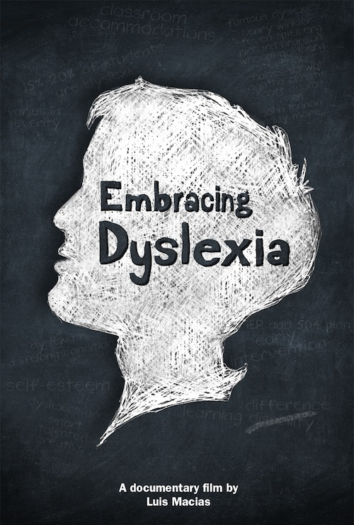 Embracing Dyslexia, Legasthenie, Eltern, Kinder, Lehrer, Schule, Filmtipp, Hilfe
