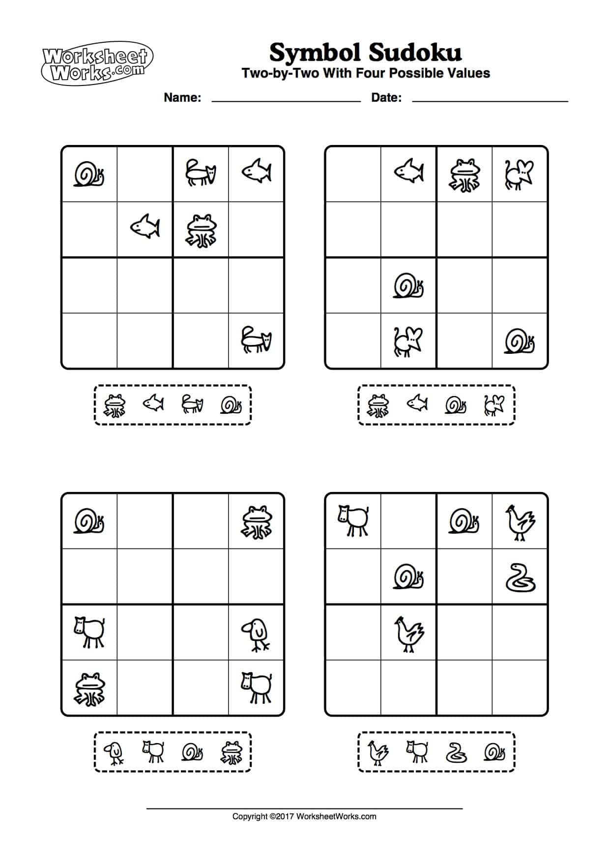 Bildersudoku, Sudoku, Wahrnehmung, Aufmerksamkeit, AFS-Methode, Legasthenie, Dyskalkulie