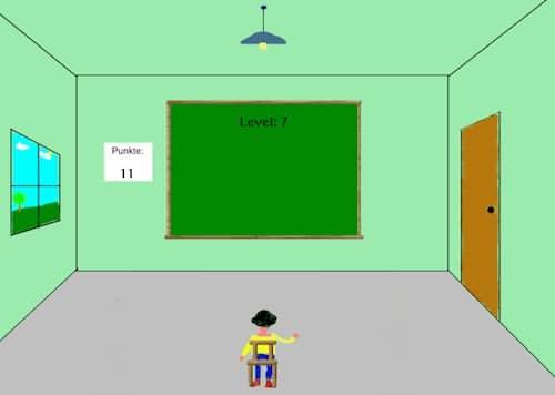 Spiele für die räumliche Wahrnehmung, Wahrnehmung, räumliche Wahrnehmung, visuelle Wahrnehmung, Legasthenie, Dyskalkulie, Computerspiel, kostenlos, Software, DVD-Rom, LUD IV