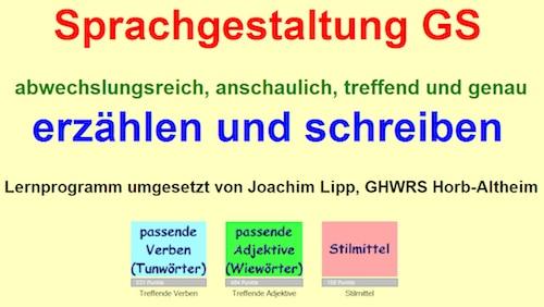 Rechtschreibung am Computer, Rechtschreibung, Computer, Lernprogramm, kostenlos, Eltern, Lehrer, Schule, Legasthenie, Lesen, Schreiben, Oriolus