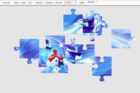 Kostenlose Online Puzzles, Puzzles, Weihnachten, Wahrnehmung, visuelle Wahrnehmung, räumliche Wahrnehmung, online, kostenlos, AFS-Methode