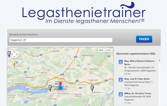Legasthenietrainer noch einfacher finden - Erster u00d6sterreichischer Dachverband Legasthenie