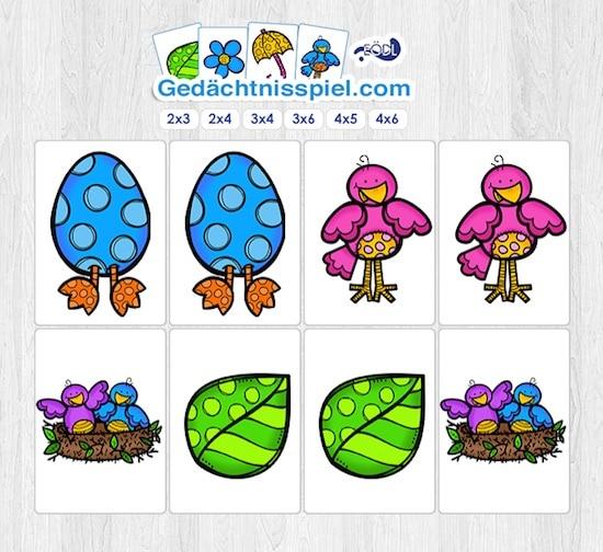 Es wird Frühling, Frühling, Bloghop, Gedächtnisspiel, Puzzle, Schiebepuzzle, Legasthenie, Dyskalkulie, Legasthenietraining, Dyskalkulietraining, AFS-Methode