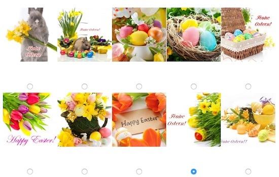Osterkarte, Ostern, schreiben