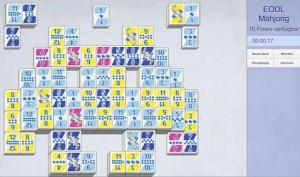 Mahjong Mit Zahlen