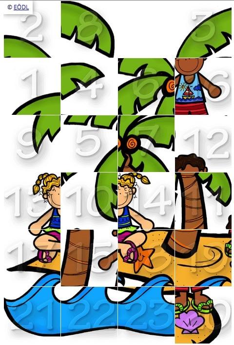 Sommerferien, Sommer, Gedächtnisspiel, spielen, online, Wahrnehmung, EÖDL, AFS-Methode, Eltern, KInder
