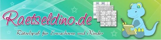 Rätseldino, Rätsel, Sudoku, Kreuzworträtsel, Detektivspiel, Drudel, Kinder, Eltern, kostenlos, logisches Denken, Kreativität, Legasthenie, Dyskalkulie, AFS-Methode