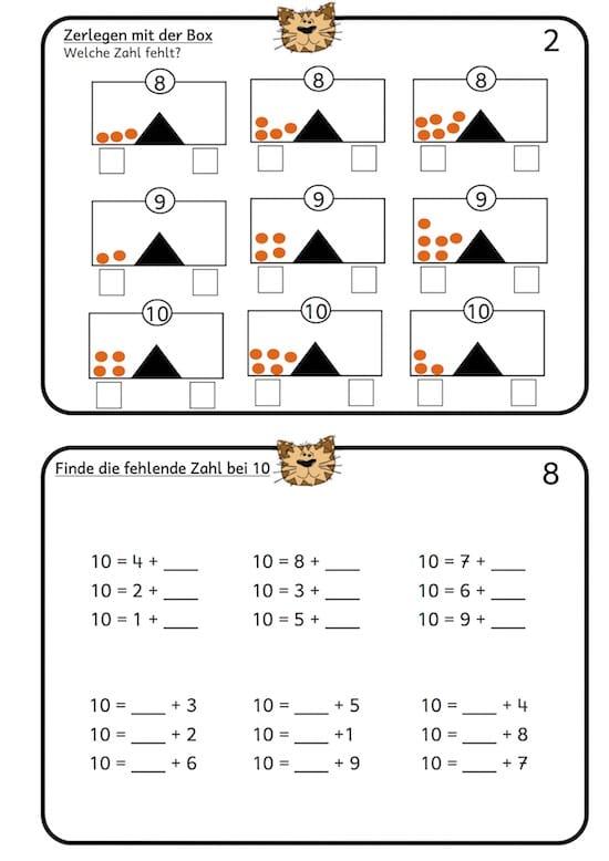 Mathe mit Mia, Mathe, Grundschule, Volksschule, Dyskalkulie, Differenzierung, AFS-Methode, Dyskalkulietraining