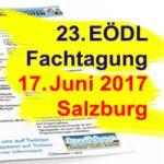 23. EÖDL Fachtagung 17.6.2017