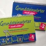 Grundsteinwörter - visuell erklärt, Basiswortschatz, 100 Wörter, Grundschule, Förderschule, Rechtschreibung, Legasthenie, Legasthenietraining, AFS-Methode