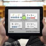Dyskalkulie, Rechnen, Tablet, Lernsoftware, Mathematik, AFS-Methode