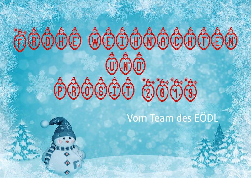 2019 Weihnachten.Frohe Weihnachten Und Prosit 2019 Erster österreichischer