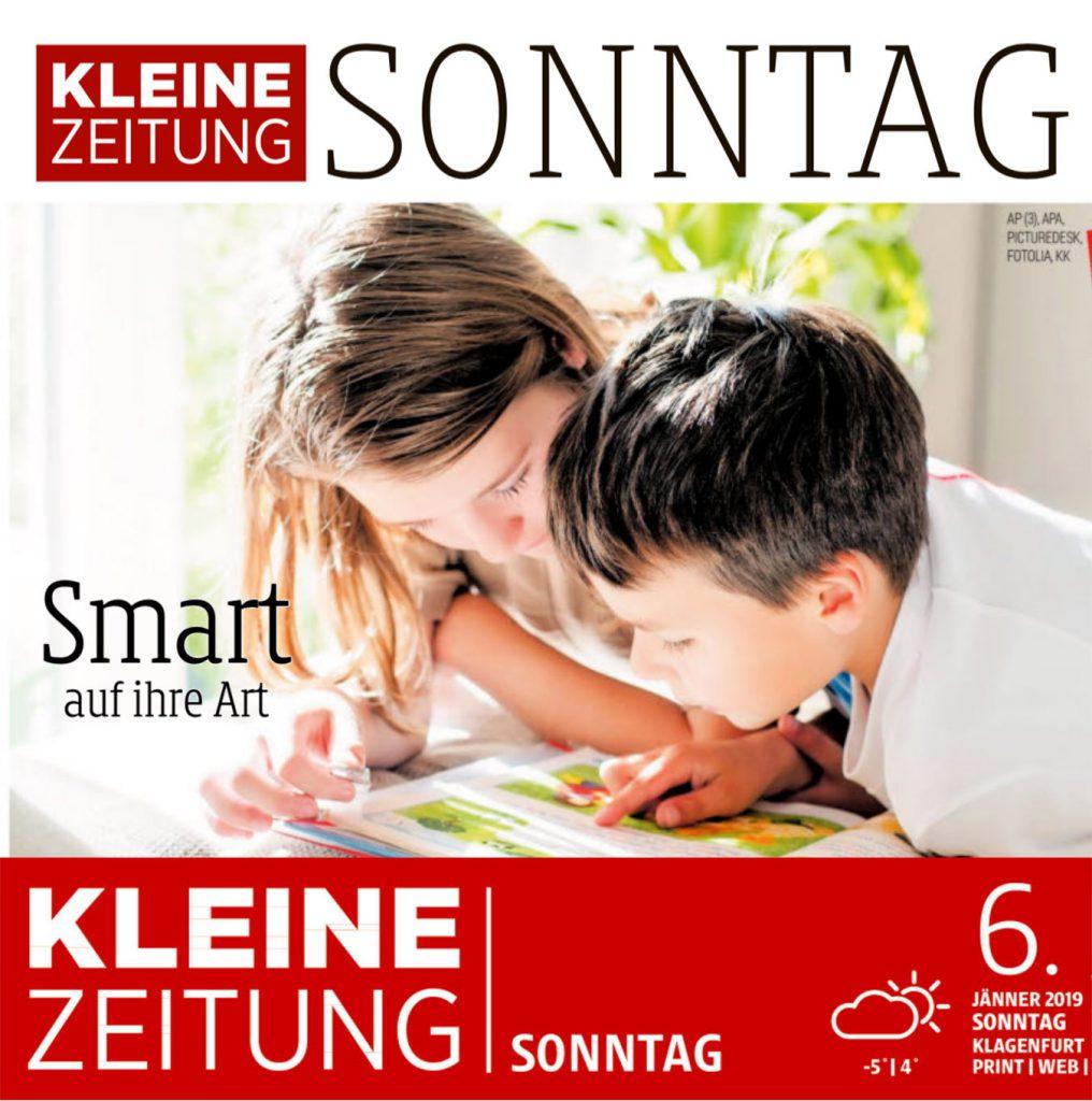 """PDF Artikel """"Smart auf ihre Art"""""""