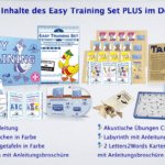 Easy Training Set Plus, Legasthenie, Legasthenietraining, Dyskalkulie, Dyskalkulietraining, AFS-Methode