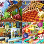 Puzzles, online, Wahrnehmung, EÖDL, AFS-Methode, Legasthenie, Legasthenietraining, Dyskalkuie, Dyskalkulietraining
