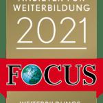 FOCUS-BUSINESS Siegel TOP-ANBIETER für Weiterbildung