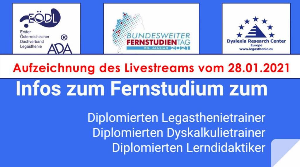 Livestream_Fernstudium_Legasthenie